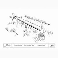 4260688218, 060194275 редуктор угловая передача Лида-1300, Кейс-525