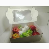Подарки с яблоками