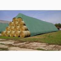 Флис. материал для накрытия соломы, сена, льна, зерна, картофеля