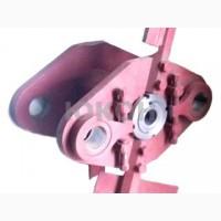 Плиты крепления роликов гранулятора ОГМ-1.5