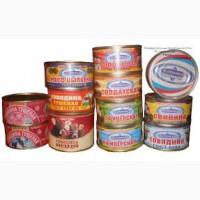 Продам кашэрные мясные консервы