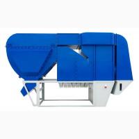 Сепаратор аэродинамический АСМ-50 с камерой аспирации; очистка и калибровка зерновых