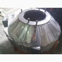 Передняя крышка гранулятора огм 1.5 из нержавеющей стали