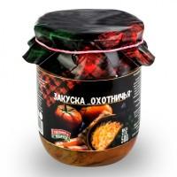 Консервы овощные Закуска Охотничья 500г