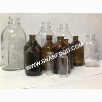 Флаконы и бутылки стеклянные медицинские (100 мл., 200 мл., 450 мл.), импортер в РБ