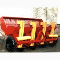 Картофелесажалка Л-202 (МТЗ-80)