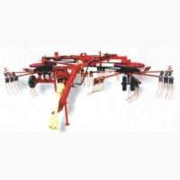 ГВР-630 Грабли-ворошилка роторные