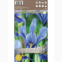 Ирис Reticulata Alida 15 шт/уп р.5/+, каперс 108291