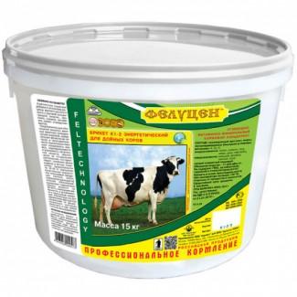 Фелуцен К1-2 Энергетический для дойных коров (30кг) (ОПТ под заказ)