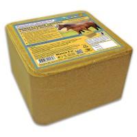Лизунец с магнием и железом для лошадей 4 кг (ОПТ)