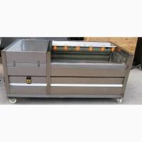 Машина щеточная для мойки и полировки корнеплодов