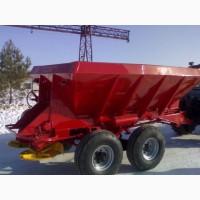 Машина для внесения минеральных удобрений МВУ-5г