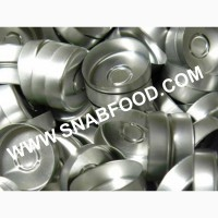 Колпачки алюминиевые К3-34 оптом, импортер в РБ
