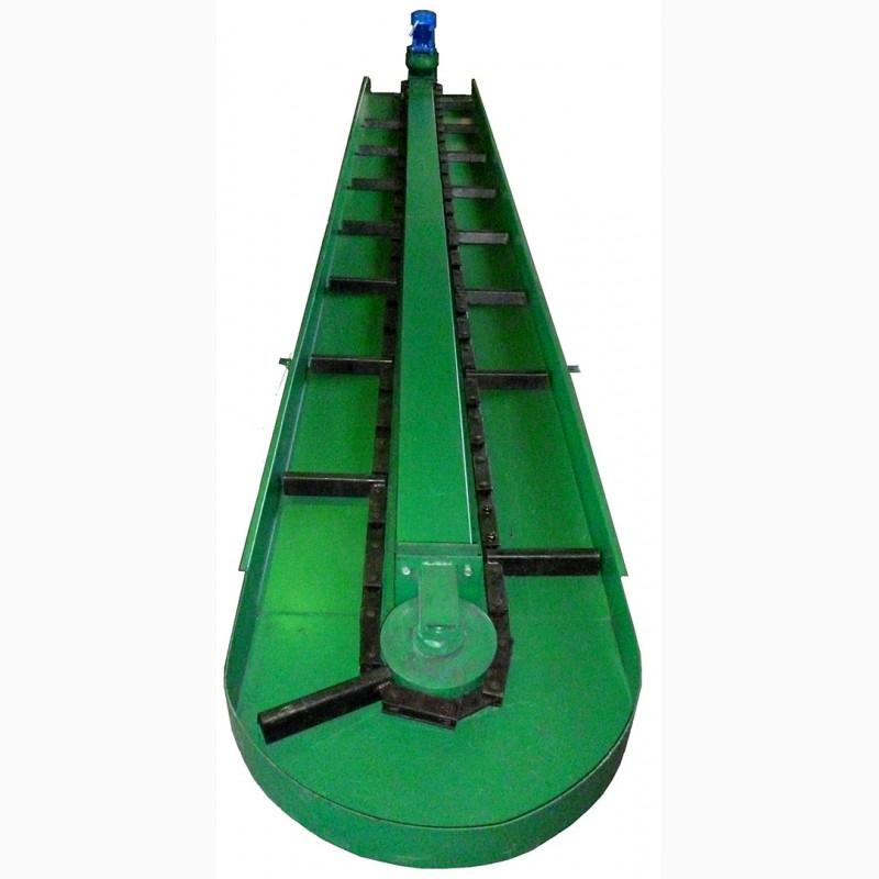 Навозоуборочный транспортер ксн ф 100 ремкомплект рольганг измерительный для станка