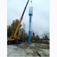 Водонапорная башня системы Рожновского