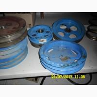 5165/02-03-001 шкив ременное колесо привода МКШ Бизон-110