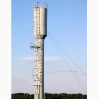Водонапорная башня 50 м3 системы Рожновского