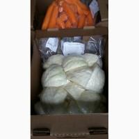 Продадим очищенные вакуумированные овощи
