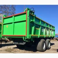 Полуприцеп тракторный самосвальный на три стороны, г/п 12 тонн