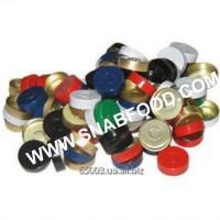 Колпачки алюминиевые цветные К2-20, К3-34 оптом