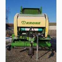 Рулонный пресс-упаковщик Krone Comprima CF 155 XC 2017