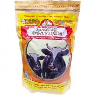 Золотой Фелуцен для коров, нетелей, быков, телят старше 6 месяцев 3 кг (ОПТ)