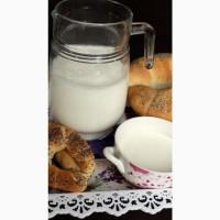 Козье молоко и сыр, творог