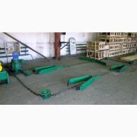 Установка навозоуборочная скреперная УНС-1 (170м/250м