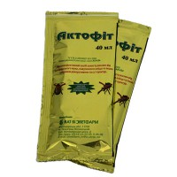 Инсекто-аккарицид Актофит