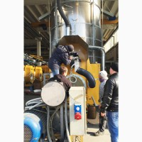 Ремонт и обслуживание зерносушилок Мекмар