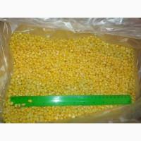 Продам замороженную кукурузу