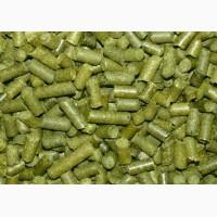 Травяная мука гранулированная
