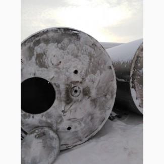 Емкость марки Л5-ОАВ-6, 3м3, б/у, из нержавеющей стали