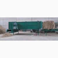 Измельчители рулонов (тюков) соломы HZ1300