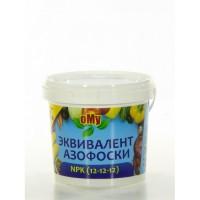 Органоминеральное удобрение ОМУ Эквивалент азофоски