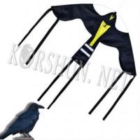 Отпугиватель птиц воздушный змей Черный коршун