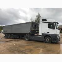 Перевозки зерновых, шротов и прочих насыпных грузов РБ-РБ